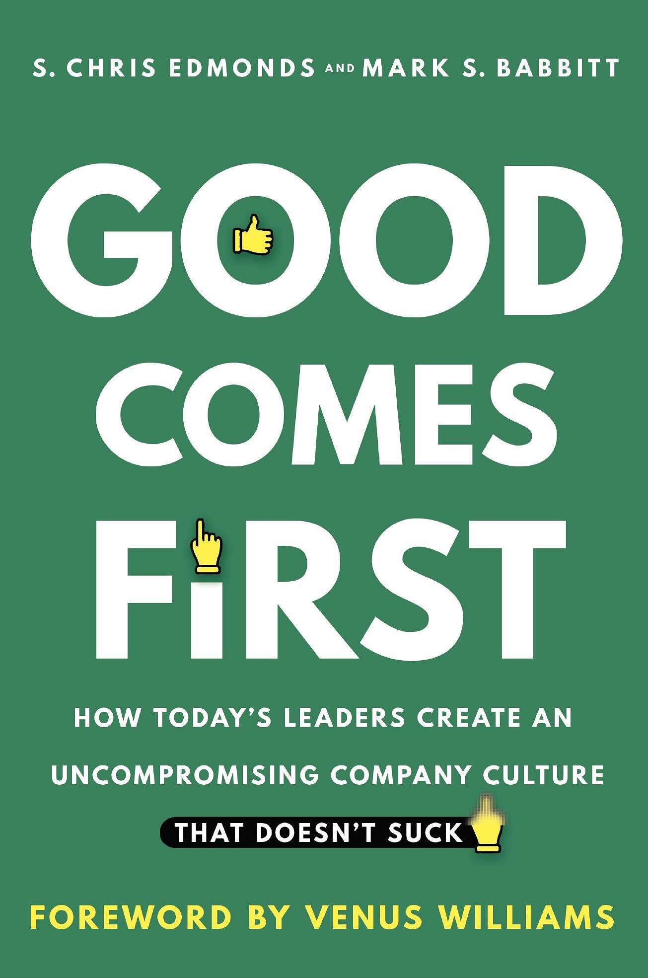 Good Comes First cover